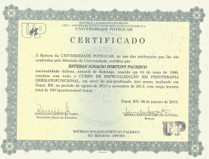 Universidade Potiguar_Especialidad Brasil
