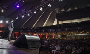 Auditorio Anhembi Morumbi