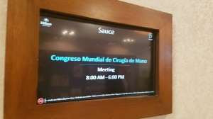 Congreso Mundial de Mano