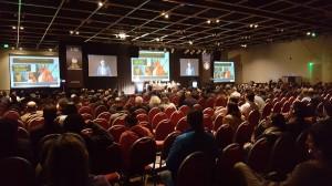 Plenario Congreso Mundial IFSHT