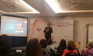 Dr. Marcus Vinicius hablando sobre Terapia Fotodinámica