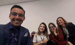 Dra. Caroline Constante, Dra. Mariana Negrao,  Dra. Marcia Consulin
